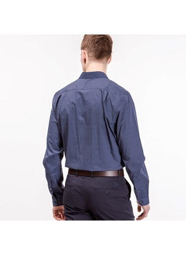 Uzun Kollu Gömlek-Lacoste